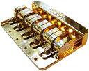 BABICZ/ベース・ブリッジ 5弦用 FCH-5B Gold【バビッツ】【送料無料】