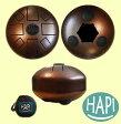 HAPI Drum/ミニ HAPI-MINI(専用キャリーバッグ、マレット付属)【ハピ・ドラム・ミニ】【送料無料】