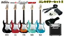 Ibanez/エレキギターセット GIO GRX40 & Marshall/ギターコンボアンプ MG10CF【アイバニーズ】【送料無料】