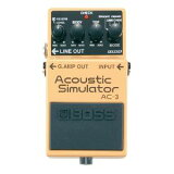 BOSS/Acoustic Simulator AC-3【ボス】【】