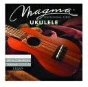 Magma Strings/ウクレレ弦 クリアナイロン【マグマ・ストリングス】