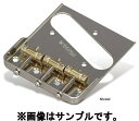 "GOTOH/Guitar Bridge ""In-Tune"" Brass Saddle 搭載 BS-TC1S Chrome【ゴトー】"