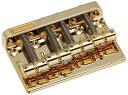 GOTOH/Bass BRIDGE 201B-4 Gold【ゴトー】