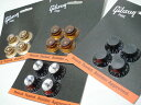 Gibson/ハットノブ 《Top Hat Knobs (4...