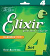 Elixir/ニッケルベース弦 NANO WEB 【14002.14052.14077.14087.14102】【エリクサー】