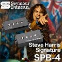 Seymour Duncan/プレベ用 SPB-4 Steve Harris Signature for P-BASS スティーブハリス シグネチャー