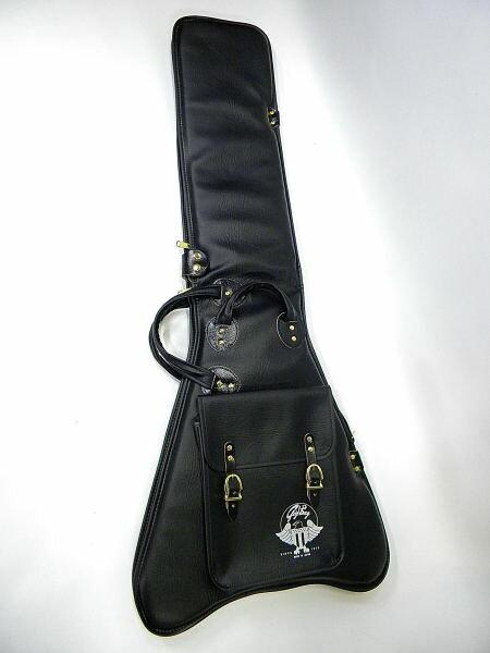 Gig Bag/フライングV用SZ-FV(黒)【ギグバッグ】【送料無料】