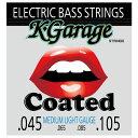 K-GARAGE/コーティングエレキベースギター弦【Kガレージ】