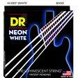 DR/ベース弦 NEON Hi-Def WHITE NWB-45【メール便OK】