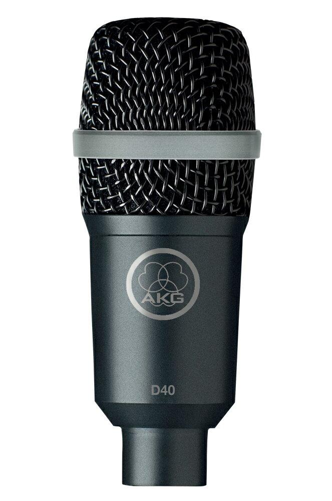 AKG/マイクロホン D40【送料無料】