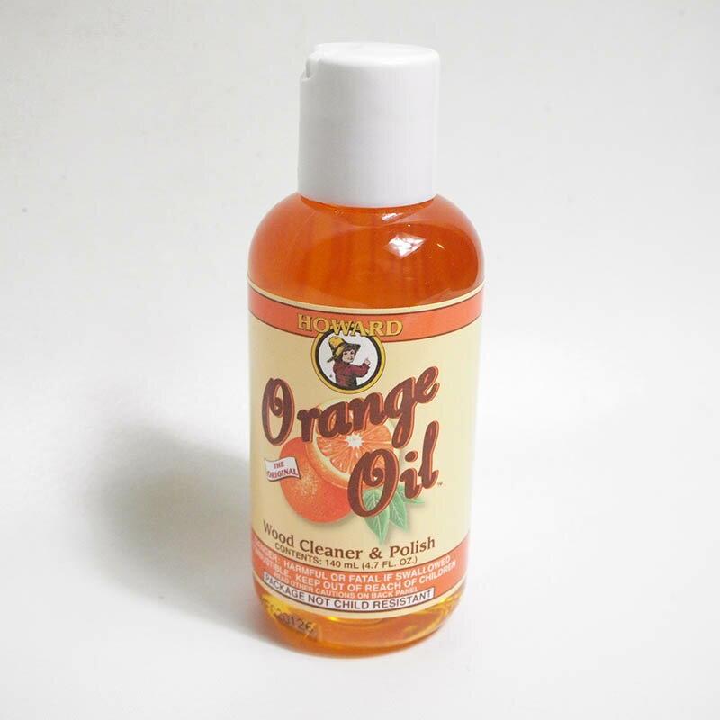Howard / Orange Oil