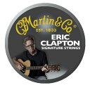 Martin/アコ弦 Clapton's Choice MEC12【マーチン】【楽器de元気】