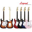 Legend by ARIA/ミニエレキギターストラトシェイプ LST-MINI ミニギター トラベルギター【アリア】【アウトドア】