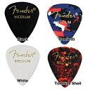 Fender/ピック 351 Shape Classic Picks Medium 12枚セット【フェンダー】