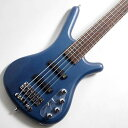 Warwick/Rock Bass Corvette Basic 5 Ocean Blue Transparent Satin 【ワーウィック5弦ロックベース】