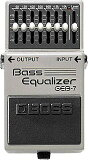 BOSS/Bass Equalizer GEB-7【ボス】【】