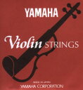 YAMAHA/バイオリン弦(セット)【ヤマハ】【楽器de元気】