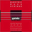 Warwick/ベース弦 Nickel Red Strings(4弦用)【ワーウィック】