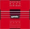 Warwick/ベース弦 レッドストリングス(6弦用)【ワーウィック】