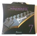 【メール便可】Ibanez アイバニーズ 7弦 エレキギター弦 レギュラーライト IEGS71