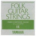 【メール便可】YAMAHA フォークギター弦 バラ弦 FS-511 .011インチ
