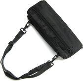ピッコロ ケースカバー ショルダーストラップ付き ピッコロ用ケース 使いやすい ブラック カラー 管楽器 収納 ケース piccolo case ハードケース用の ソフトケース バッグ P-C-B-201