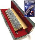 クロモニカ270 クロマチックハーモニカ HOHNER 270/48 12穴 3オクターブ スライド式 ハーモニカ ホーナー Super Chromonica-270 Chromatic Harmonica 楽器