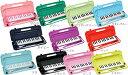 送料無料 安い 鍵盤ハーモニカ カラー豊富 32鍵 P3001-32K Melody Piano 立奏用唄口(吹き口) 卓奏用パイプ(ホース) 本体 ケース セット…