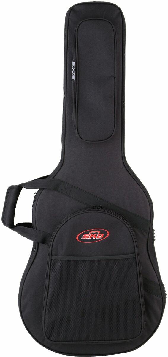 SKBアコースティックギタードレッドノートケースSKB,SC18アコギセミハードケースアコギドレッドサイズソフト