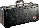 送料無料 トランペットケース ハードケース 肩掛け ショルダー ストラップ付き GATOR GC-TRUMPET hard cases black ABS 楽器 持ち運び トランペットハードケース