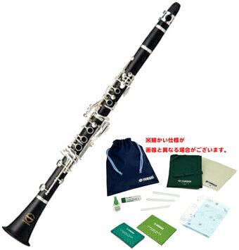 クラリネット新品木製CL-50+初心者ヤマハお手入れセットマックストーン楽器本体スタンダードB♭クラ
