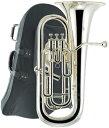 4ピストン 銀メッキ ユーフォニアム EU-1700S アウトレット 新品 送料無料 (条件付) Jマイケル 楽器 本体 ケース マウスピース セット 初心者 吹奏楽 おすすめ