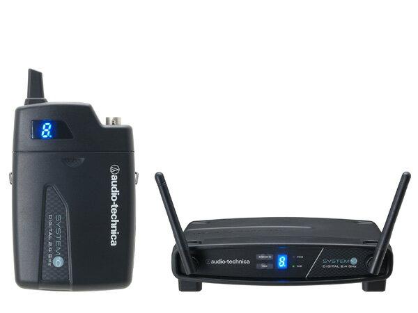 audio-technica ( オーディオテクニカ ) ATW-1101 ◆ 2ピーストランスミッター ワイヤレスシステム [ ワイヤレスシステム 関連商品 ][ 送料無料 ]