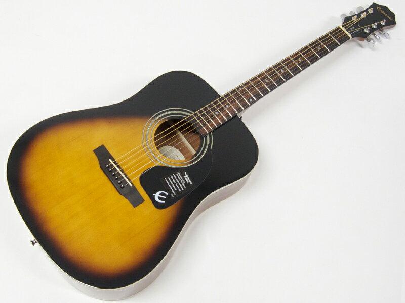 EPIPHONE ( エピフォン ) DR-100(VS)【by ギブソン アコースティックギター   】【70周年記念特価! 】 ドレッドノート タイプ