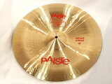 Paiste (paisute )2002 NOVO China 18【特价品】【决算特价连3/31! 】[ Paiste ( パイステ ) 2002 NOVO China 18【特価品】]