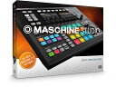 Native Instruments MASCHINE STUDIO BLACK 【台数限定特価 】 ◆【PC DJ】【ソフトウェア・シーケンサー】【smtb-k】【w3】
