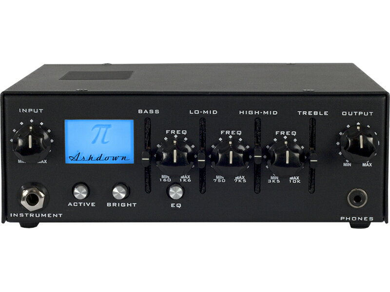 ASHDOWN ( アッシュダウン ) Pi-Bass240 【アウトレット 特価 ベースアンプ ヘッド】【お祭り特価! 】