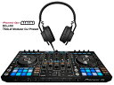 Pioneer DDJ-RXとAIAIAI社のモジュラーヘッドフォン TMA-2 Modular DJ Presetをセットに
