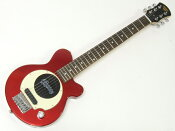 Pignose ( ピグノーズ ) PGG-200(CA) 【アンプ内蔵 エレキギター】ミニギター レッド