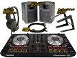 Pioneer ( パイオニア ) DDJ-SB2 モニターセット【DDJ-SB2MONITORSET】 ◆【送料無料】【PC DJ】