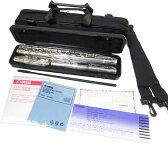 YAMAHA ( ヤマハ ) 日本製 在庫限り! 送料無料 フルート YFL-221 新品 銀メッキ カバードキイ オフセット 初心者 管楽器 CY 頭部管 主管 足部管 本体 C管