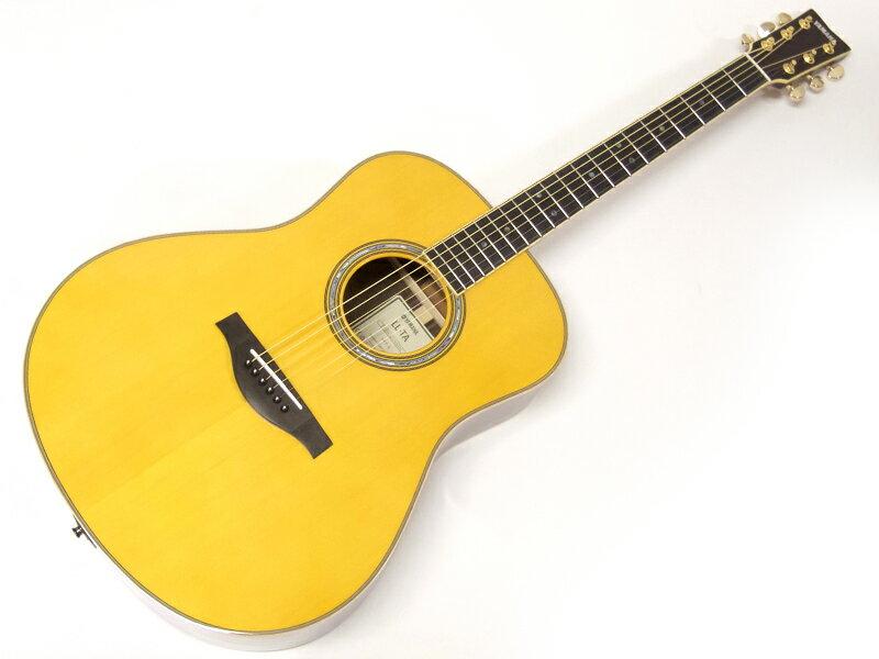YAMAHA ( ヤマハ ) LL-TA 【12月入荷分予約受付中】【トランスアコースティックギター:ヴィンテージ・ティント(VT) 】