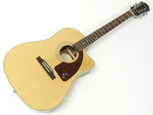 Epiphone ( エピフォン ) Ltd Ed AJ-210CE(NAT)【 by