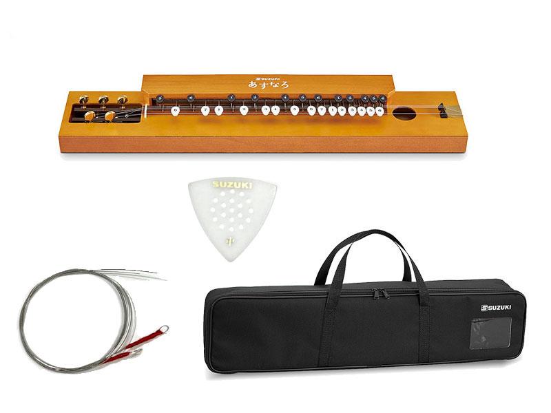 SUZUKI(スズキ)あすなろTAS-12大正琴和楽器アコースティックタイプ/5絃