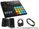 Native Instruments MASCHINE MK3 モニターSP セット ◆【送料無料】【DTM】【DAW】