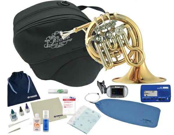 JMichael(Jマイケル)PFH-500ポケットホルン新品ゴールドミニホルンHiB♭管楽器本体シ