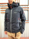 【SALE】Rab ラブ 国内正規品 Exodus Jacket エキソドスジャケット Beluga イギリス ラブ 紅葉 登山 トレッキング【送料無料】