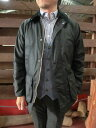 【SALE】Barbour バーブァー バブアー国内正規品 MWX0580 BEDALE SL Bedale Slim Fit ビデイル スリムフィットシャープ...