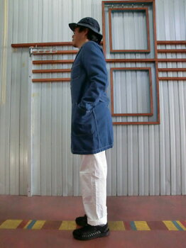 DELICIOUS(�ǥꥷ�㥹)DJ0797EngineerCoat���󥸥˥�������BLUE