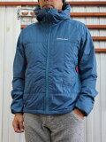 MONTANE(モンテイン) 中綿仕様 プリズムジャケット モロカンブルー 小さく収納可能 送料無料